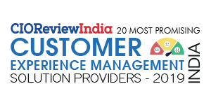 20 Most Promising CEM Solution Providers - 2019